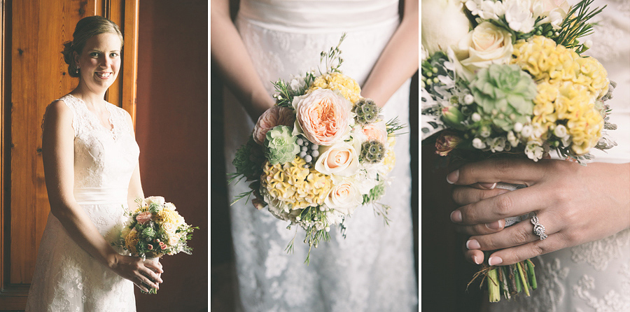 Vintage Floral Wedding in Tuscany