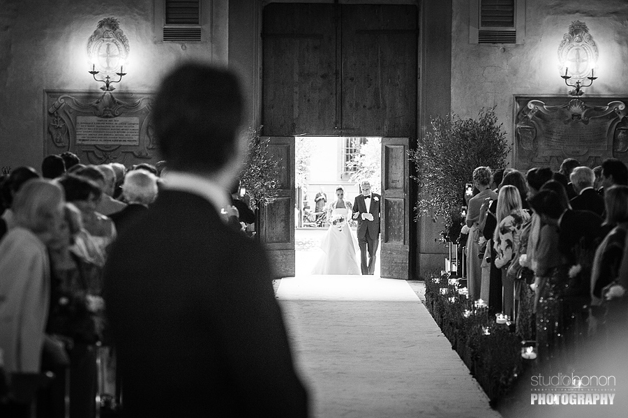 62-Wedding First Look in Chiesa Santa Maria Maddalena dei Pazzi