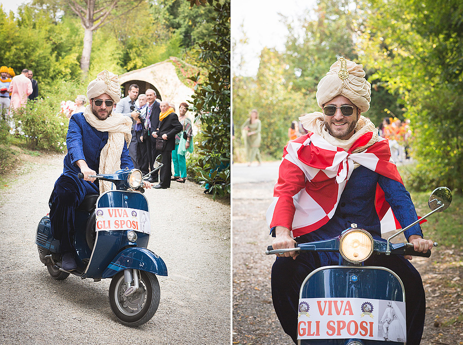 038-reportage-wedding-with-piaggio-vespa-groom-turban-indian