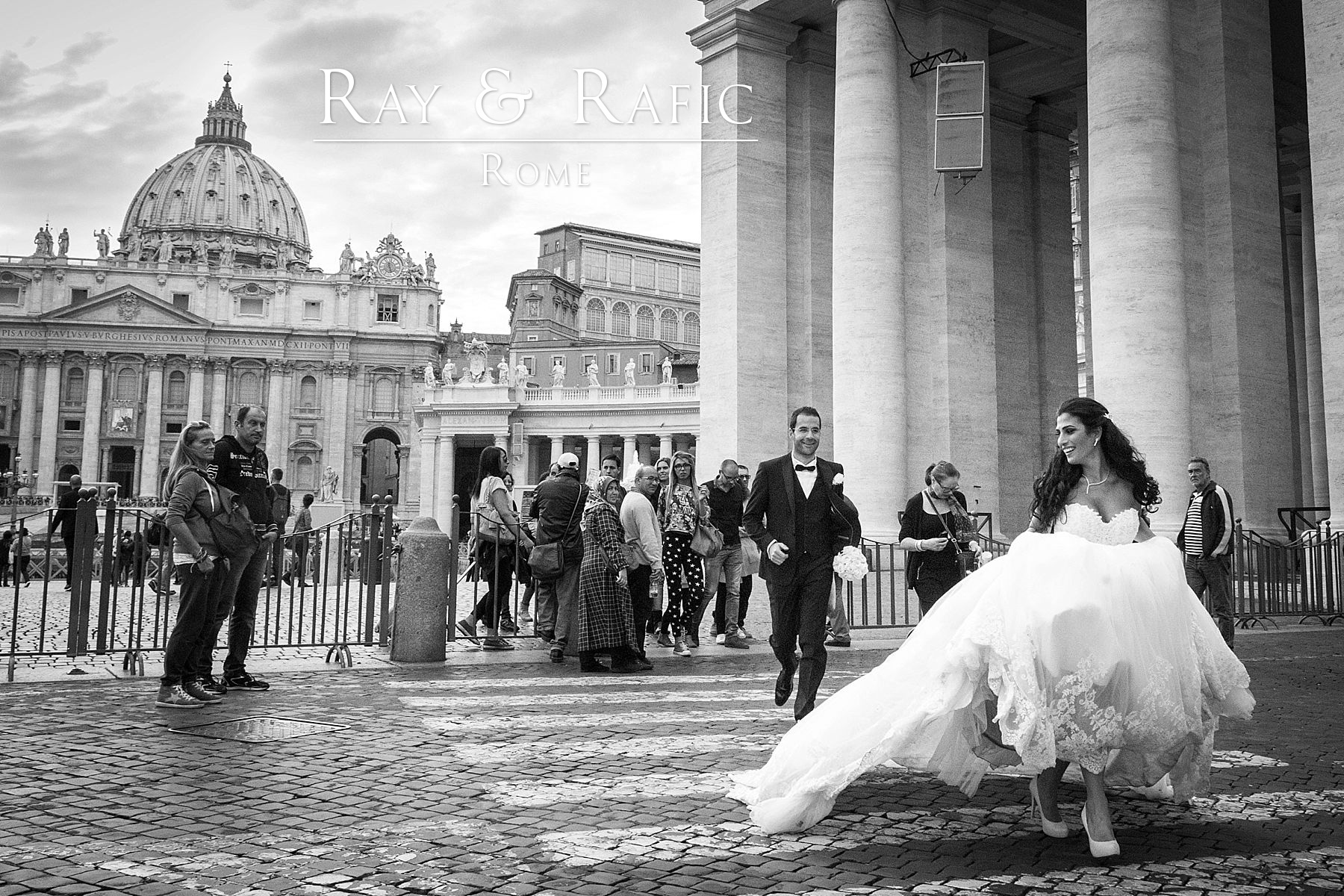 001-Destination-Wedding-In-Rome-San-Peter-Sqare