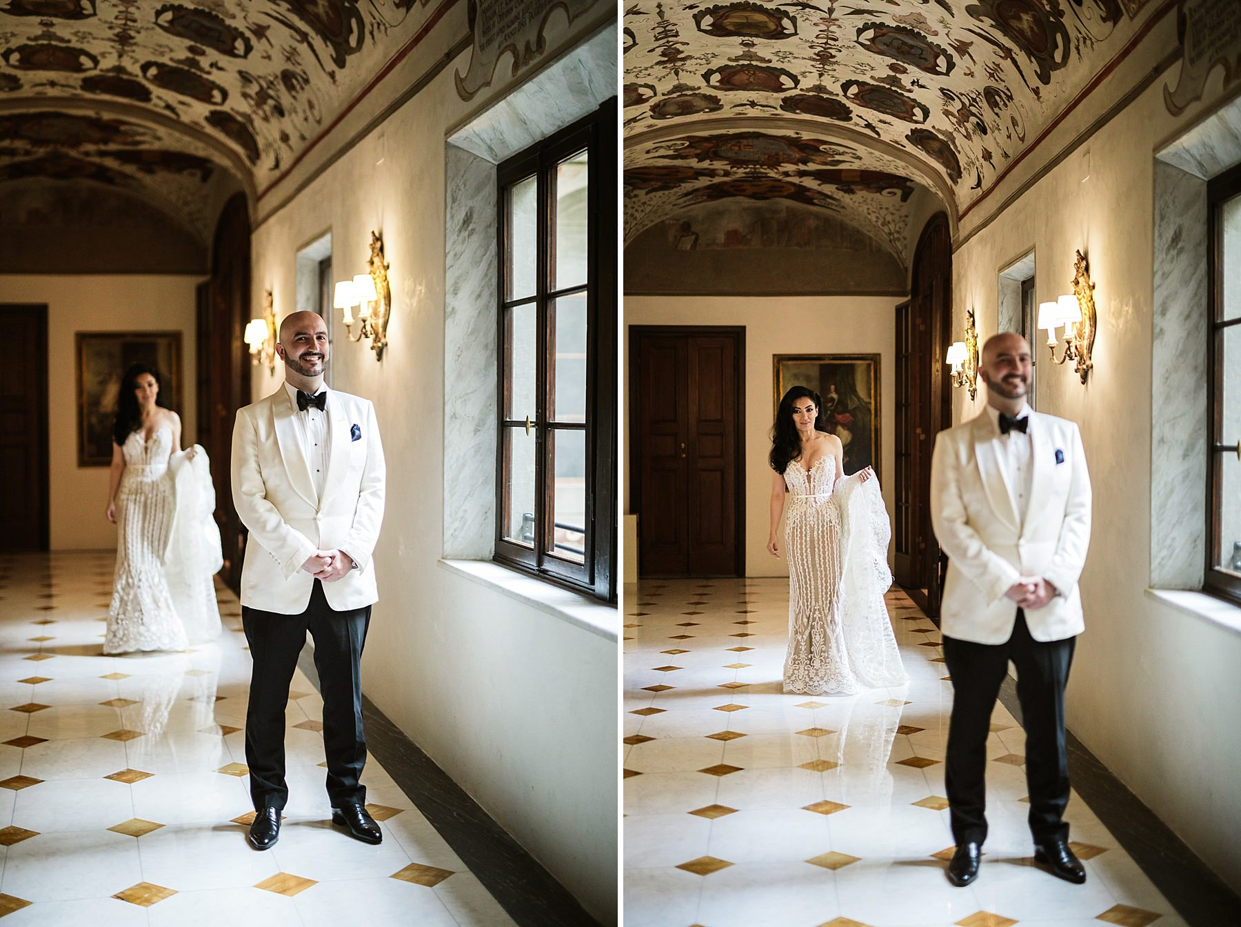First look - Destination Wedding Four Seasons Hotel Florence