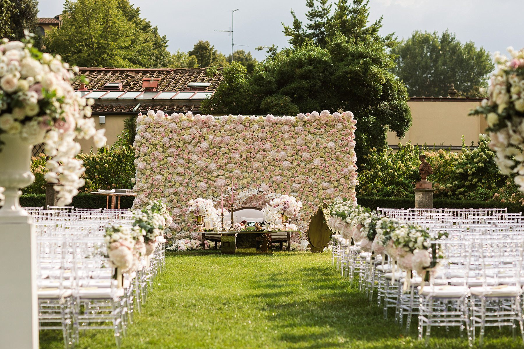Destination Wedding - Four Seasons Hotel Florence