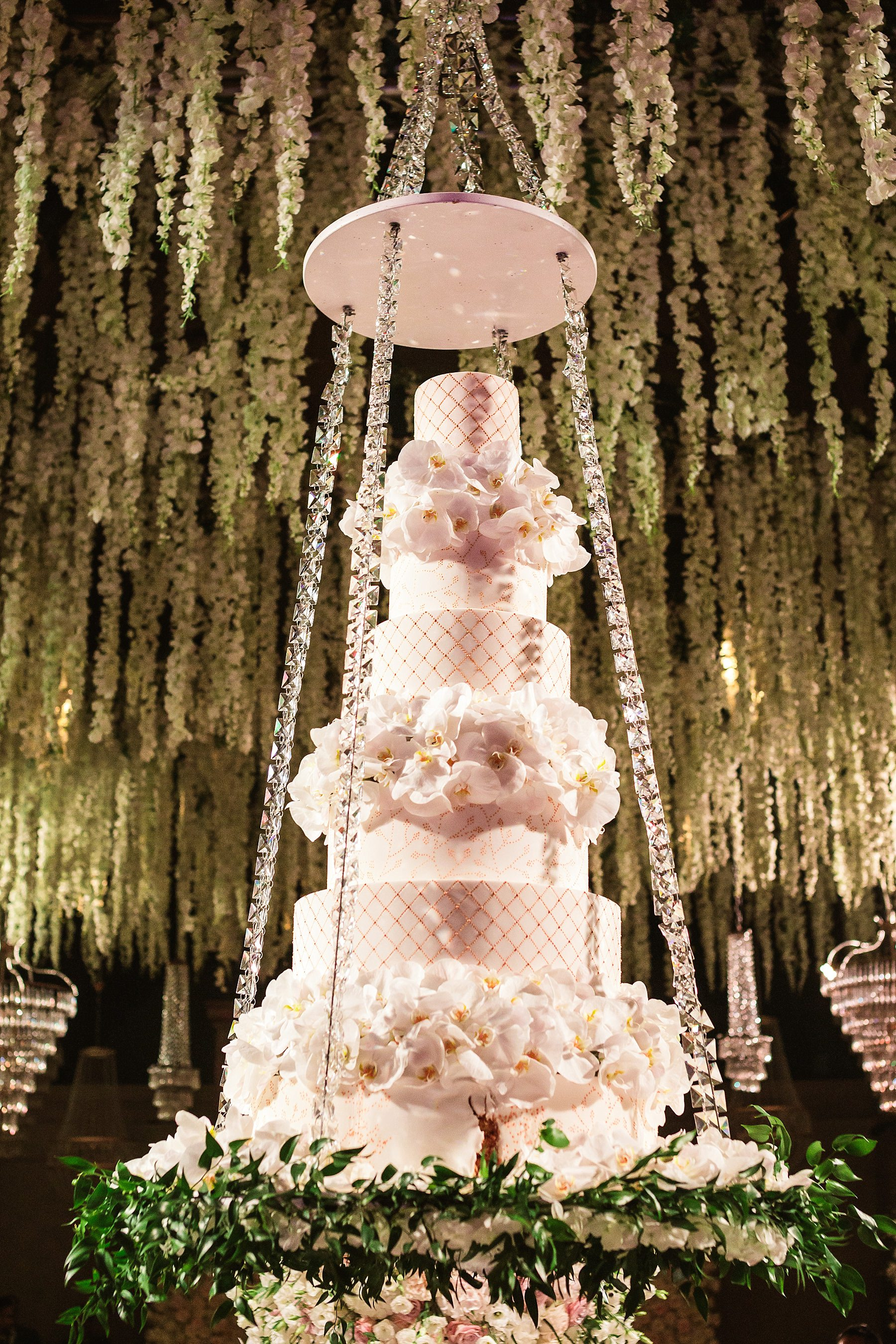 Wedding cake - Four Seasons Hotel Florence